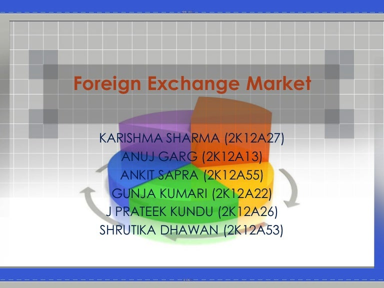 Introduction to forex trading ppt agreement