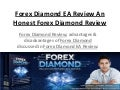 Forex Diamond Review An HONEST Forex Diamond EA Review