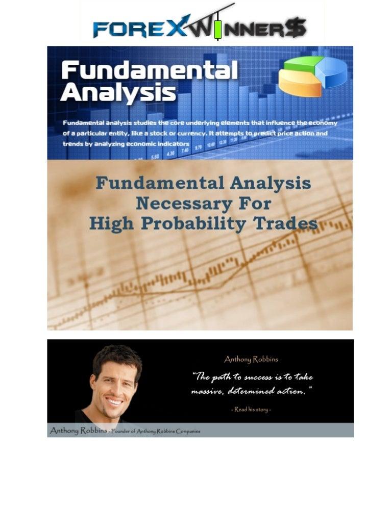 Forex Fundamentalanalyse