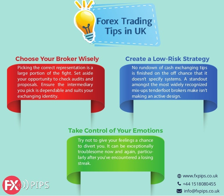 Forex trading tips in UK