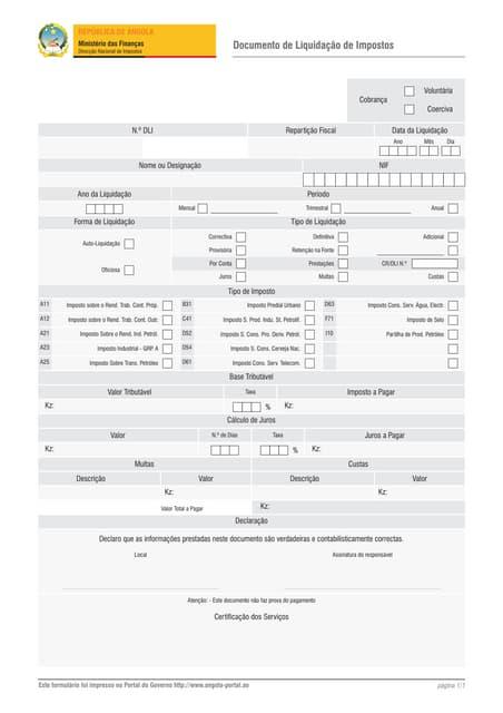 43d649d2d Form documento de liquidacao de impostos