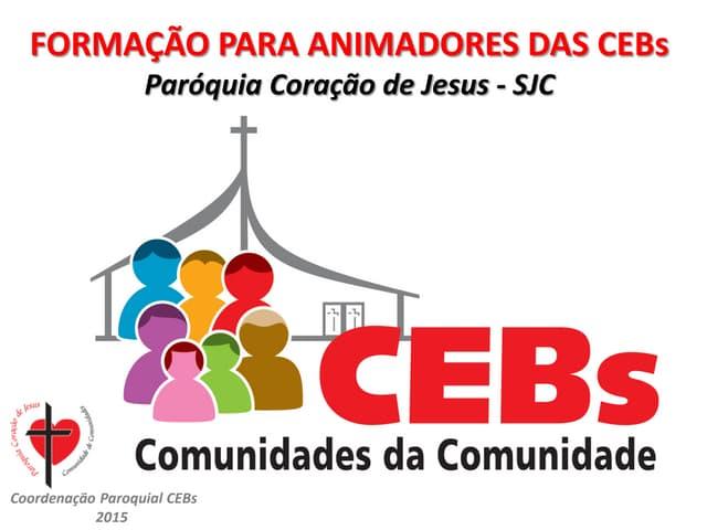 Formação animadores(as)  CEBs _2015