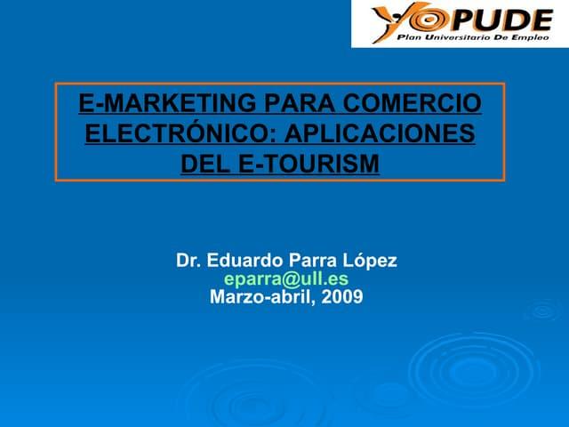 Sesión 3 PUDE 2009 Web 2.0 para la empresa