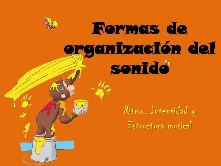 Formas De Organización Del Sonido 2