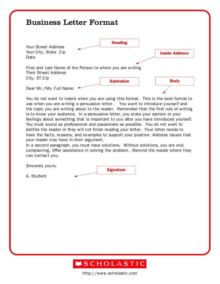 samples friendly letter carnaval jmsmusic co format igcse