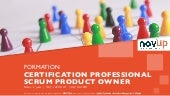 Formation agile - Certification Professional Scrum Product Owner