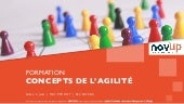 Formation agile - Concepts agiles
