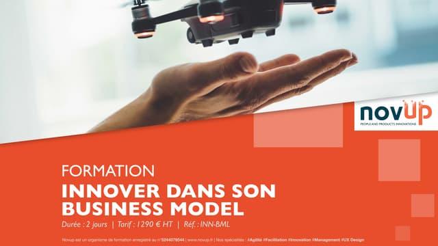 Formation innovation - Innover dans son business model