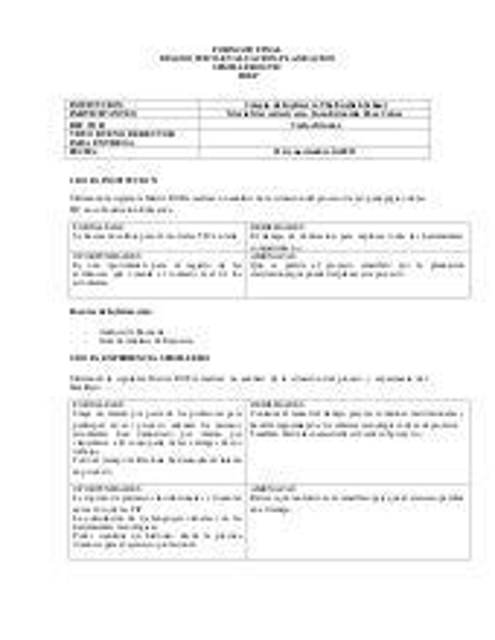 Formato de diagnostico planeacion-evaluacion