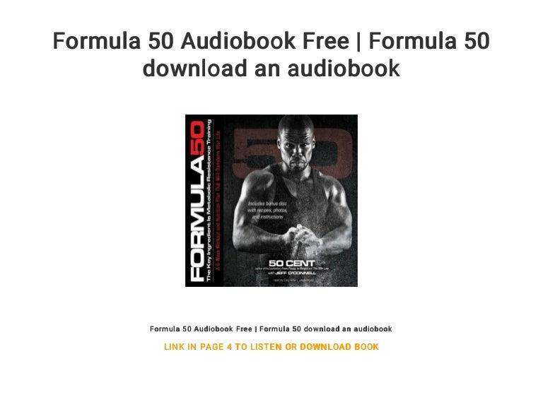 Formula 50 a 6-week workout and nutrition plan that will transform yo….