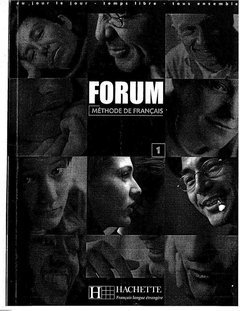 Forum 1 Methode De Francais