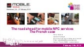 The road ahead for Mobile NFC services