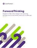 ForwardThinking June/July 2017 Grant Thornton