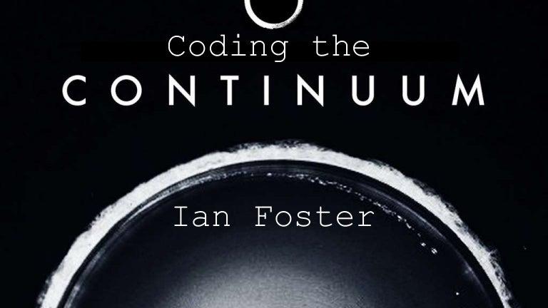Coding the Continuum