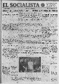 Periódico El Socialista, 4 de octubre de 1934.