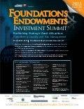 """The Foundations & Endowments Investment Summit"