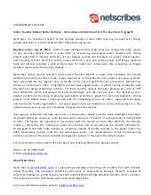 Market Research Report : Foundry market in india 2014 - Press release