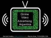 Video Online Advertising Overview