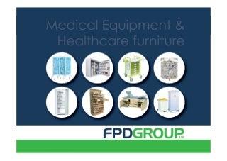 FPD Group Ltd Retail Pharmacy Refurbishment