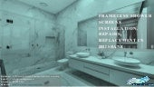 Frameless shower screens installation, repairs, replacement in Brisbane