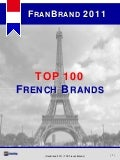 FranBrand 2011 - TOP 100 French Brands