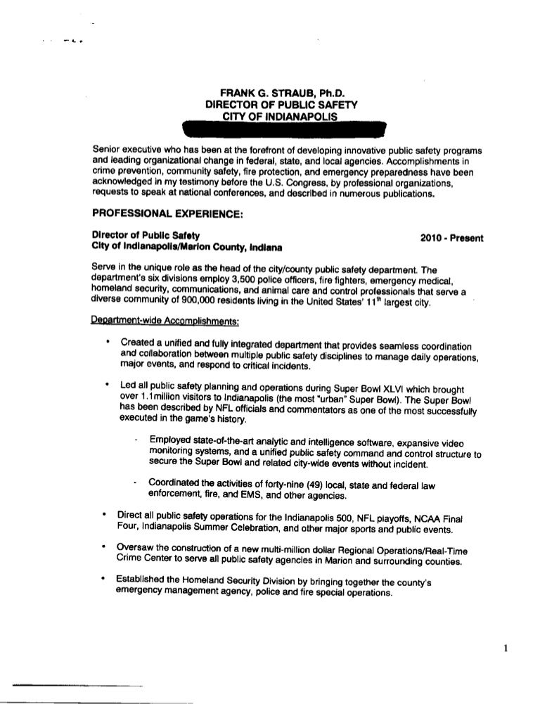 Contemporary Game Management Resume Image - Administrative Officer ...