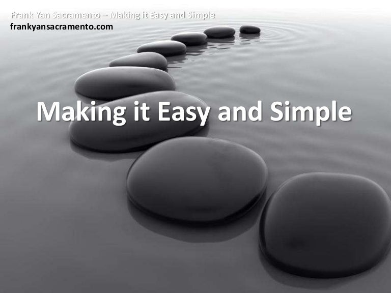 OFFICIAL Frank Yan Sacramento – Making it Easy & Simple ...