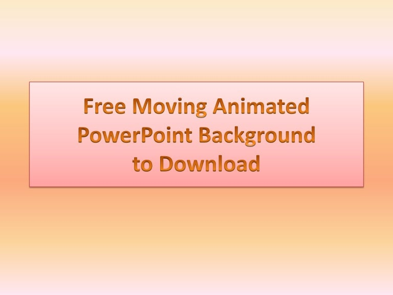 Free powerpoint templates and animated background to download toneelgroepblik Choice Image