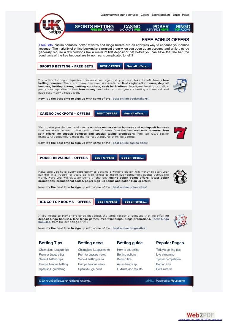 Freeroll infobetting sports betting arbitrage formulas