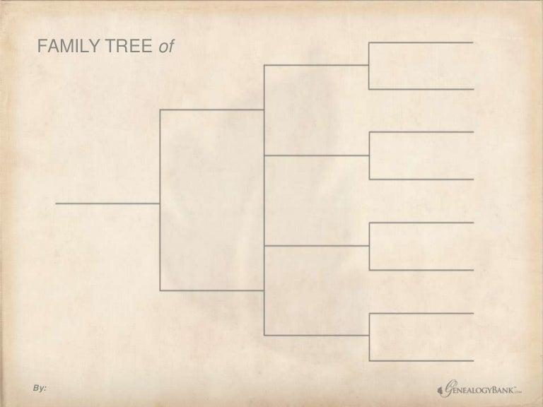 Free Family Tree Template - sarahepps.com -