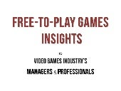 Free-to-play games insights