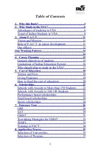 Study In USA Consultants In Mumbai, Pune and Nashik