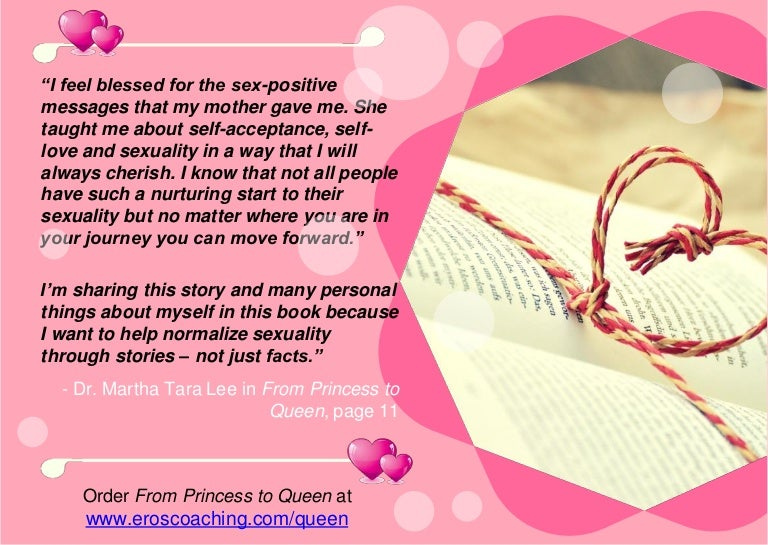 Quotes From My Book From Princess To Queen