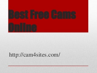 Free Cams