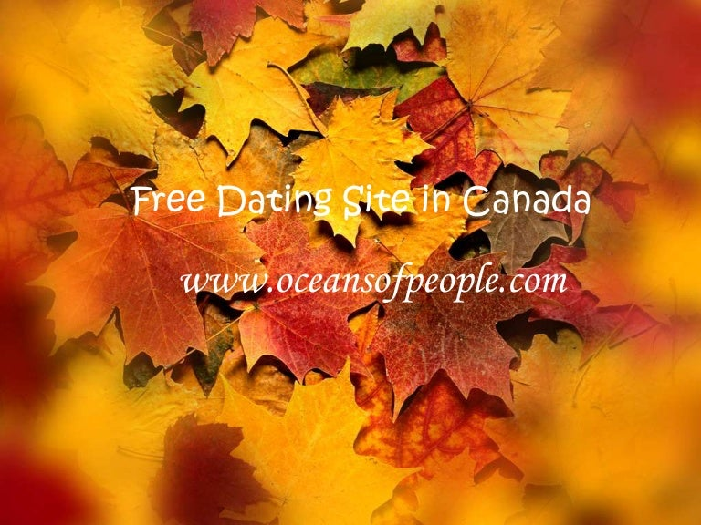 Local dating sites in canada