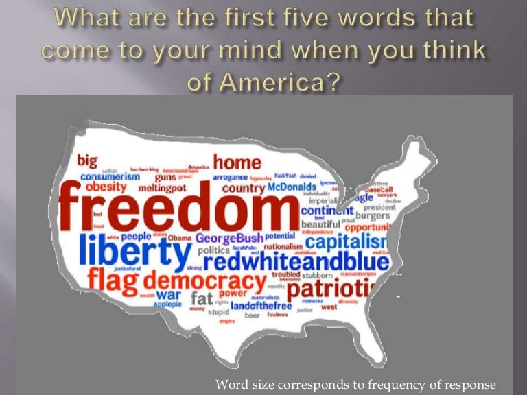 a look at freedom and liberty as the most fundamental aspect of the american dream Both the american right and the american left believe in the american creed, at least rhetorically the right responds with an ever more frantic attachment to the idea of freedom, liberty, and in its own way, the american dream is the most aggressively egalitarian concept in history.