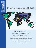 Freedom House: Freedom in the World 2013