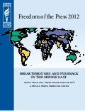 Freedom House: Freedom of the Press 2012