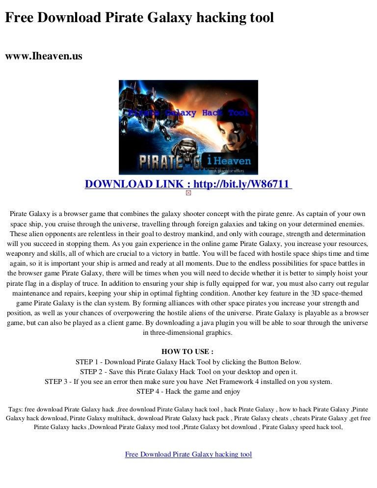 Free download pirate_galaxy_hacking_tool