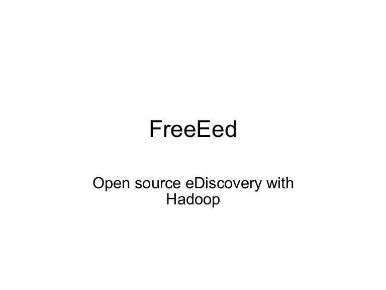 freeed图_FreEed-OpenSourceeDiscovery