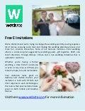 Free e invitations