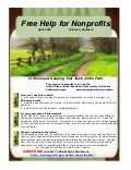 Free Help for Non Profits