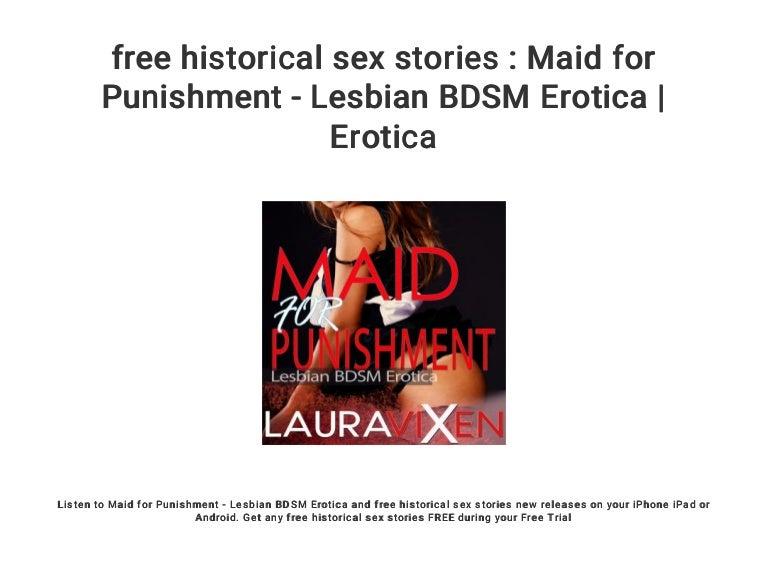 Free erotic bdsm lesbian sex stories fill blank