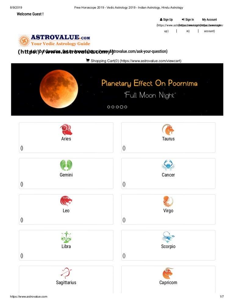 Hindu book of astrology gemini horoscopes