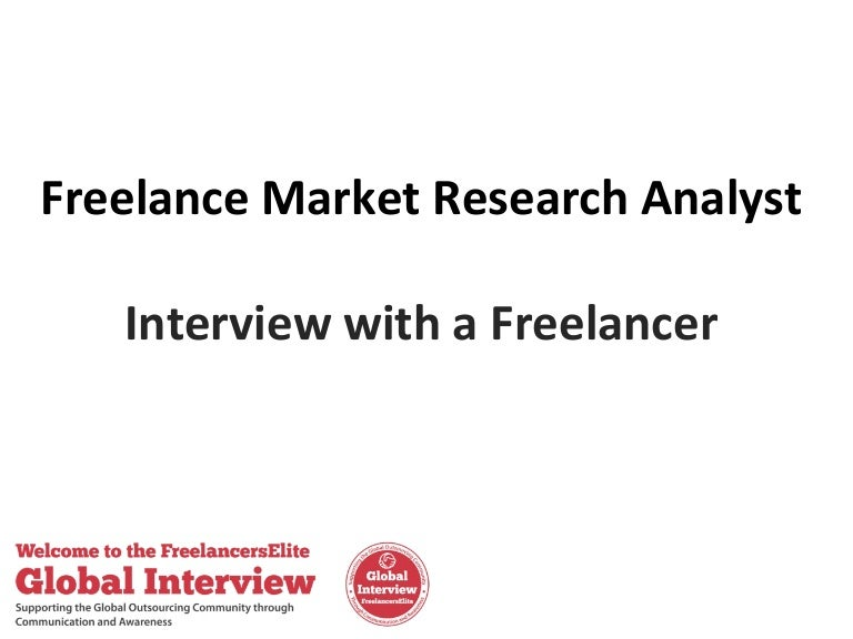 market research analyst - 768×576
