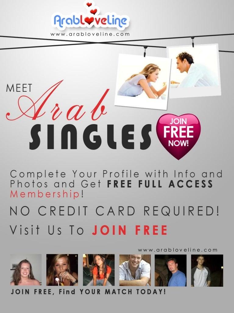 Free arab dating app