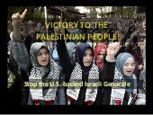 Victory to the Palestinian People