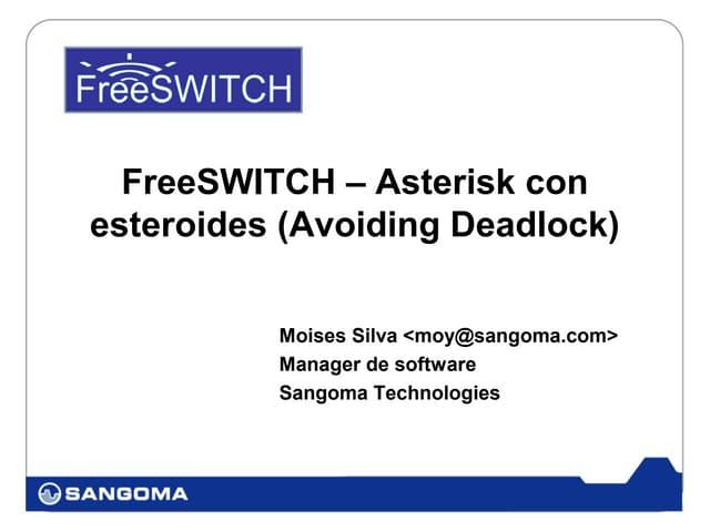 FreeSWITCH: Asterisk con Esteroides