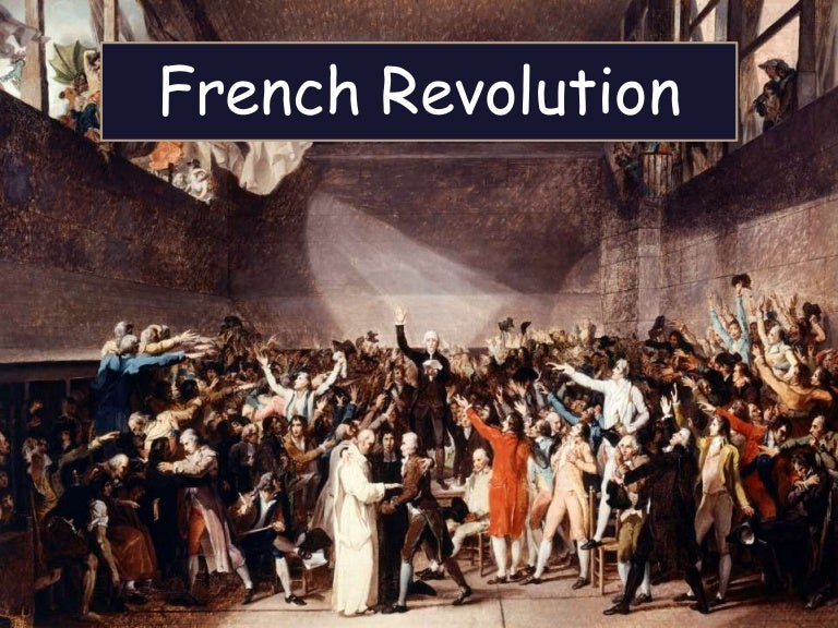 the french revolution an overview The french revolution was a period of time from 1789 to 1799 in france where there was political instability it officially began on the 14th of july, 1789, when the bastille, which was a symbol of the king's harsh policies, was stormed.