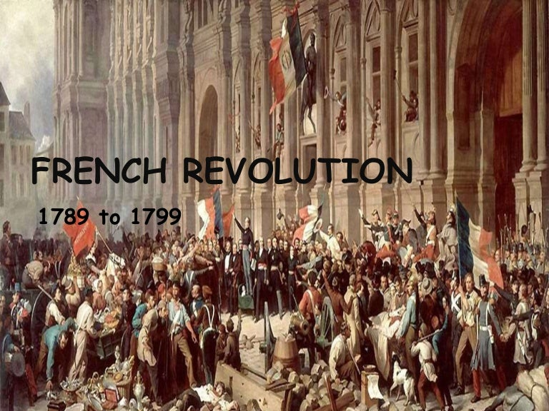 a study of the french revolution Women and the french revolution share flipboard email print  this gave her considerable time to study, and she may have had tutors at home.